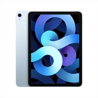 Apple iPad Air 10.9英寸 平板电脑( 2020年新款 256G WLAN版/A14芯片/触控ID/全面屏MYFY2CH/A)天蓝色