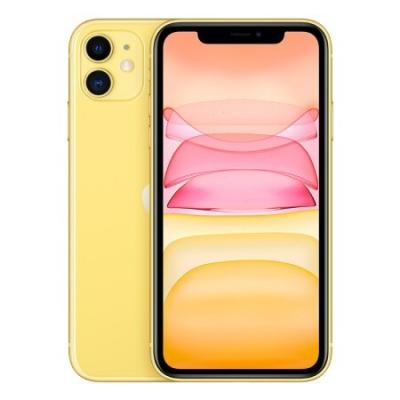 Apple iPhone 11 (A2223) 64GB 黄色 移动联通电信4G手机 双卡双待