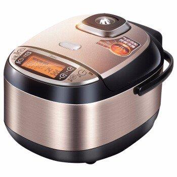 美的(Midea)电饭煲 IH电磁加热 5L大容量 钛金釜电饭锅MB-WFZ5099IH